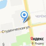 Магазин счетчиков на карте Белгорода