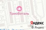 Схема проезда до компании Служба проката лимузинов в Белгороде