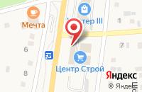 Схема проезда до компании Центр Кровли в Таврово