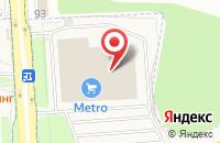 Схема проезда до компании Медиа Маркт Бизнес в Дубовом