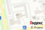 Схема проезда до компании Belnovosti.ru в Белгороде