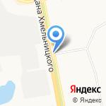 Сеть магазинов мраморной свинины на карте Белгорода