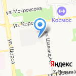 Воздуховодов на карте Белгорода