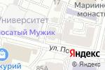 Схема проезда до компании Кают-компания в Белгороде