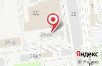 Схема проезда до компании Воздуховодов в Белгороде