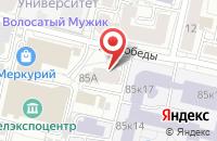 Схема проезда до компании Салон цветов в Белгороде