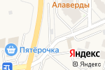 Схема проезда до компании Европейский газон в Дубовом