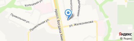 Belnovosti.ru на карте Белгорода