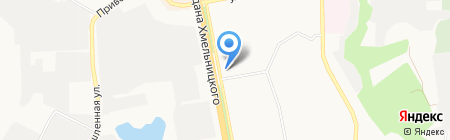 Мир дверей на карте Белгорода