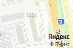 Схема проезда до компании Авто-лидер в Белгороде