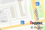 Схема проезда до компании Гурман в Белгороде
