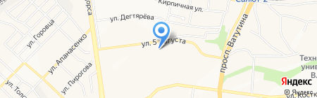 5 Элемент на карте Белгорода