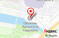 Схема проезда до компании Стокер в Новосибирске