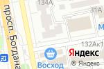 Схема проезда до компании Кормушка в Белгороде