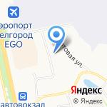 БелРама на карте Белгорода