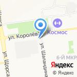 Творческая мастерская Светланы Уваровой на карте Белгорода