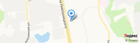 Новый Дом на карте Белгорода