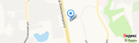 Обед Обедыч на карте Белгорода