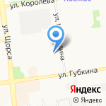 Кава-Сервис на карте Белгорода