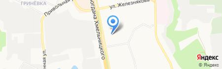 Банкомат БИНБАНК на карте Белгорода