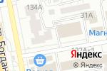 Схема проезда до компании Агро-Белогорье в Белгороде