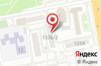 Схема проезда до компании Колизейстрой в Белгороде