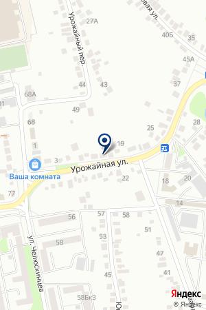 ПРОИЗВОДСТВЕННАЯ ФИРМА ЛАВР на карте Белгорода