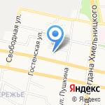 Детский сад №43 на карте Белгорода
