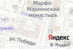 Схема проезда до компании Тубус в Белгороде