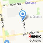 Межрегиональный центр защиты прав человека на карте Белгорода