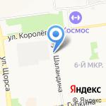 коСТОправ на карте Белгорода