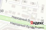 Схема проезда до компании Доктор Крофт в Белгороде