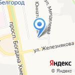 PUPER.RU на карте Белгорода