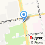 Цветы & Подарки на карте Белгорода