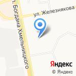 Черная Пантера на карте Белгорода