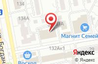 Схема проезда до компании Архидом в Белгороде