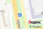 Схема проезда до компании Бодрый день в Белгороде
