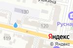 Схема проезда до компании Альянс в Белгороде