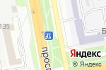 Схема проезда до компании Цветы & Подарки в Белгороде