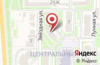 Схема проезда до компании Дента-Ника в Дубовом