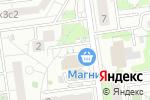Схема проезда до компании У Дарьи в Белгороде