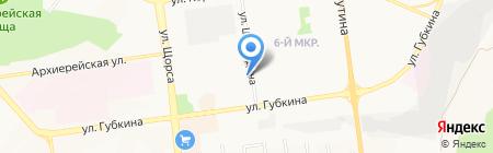 Проектстрой-Плюс на карте Белгорода