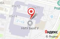 Схема проезда до компании Общество С Ограниченной Ответственностью Олотые Страницы в Белгороде