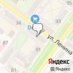 Магазин салютов Мценск- расположение пункта самовывоза