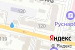 Схема проезда до компании Нотариус Карнаухов О.В. в Белгороде