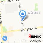Мастер на дом на карте Белгорода