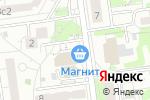 Схема проезда до компании ДОМ И Как его построить-КАТАЛОГ ПРОЕКТОВ в Белгороде