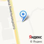 Библиотечный коллектор на карте Белгорода