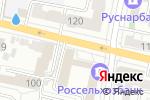 Схема проезда до компании НЕРСИ в Белгороде
