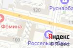 Схема проезда до компании Photo Custom в Белгороде